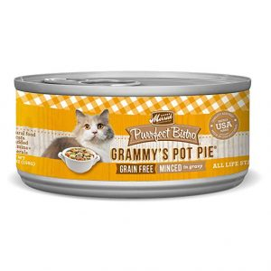 Merrick Purrfect Bistro Grain Free Cat Recipes Grammy'S Pot Pie
